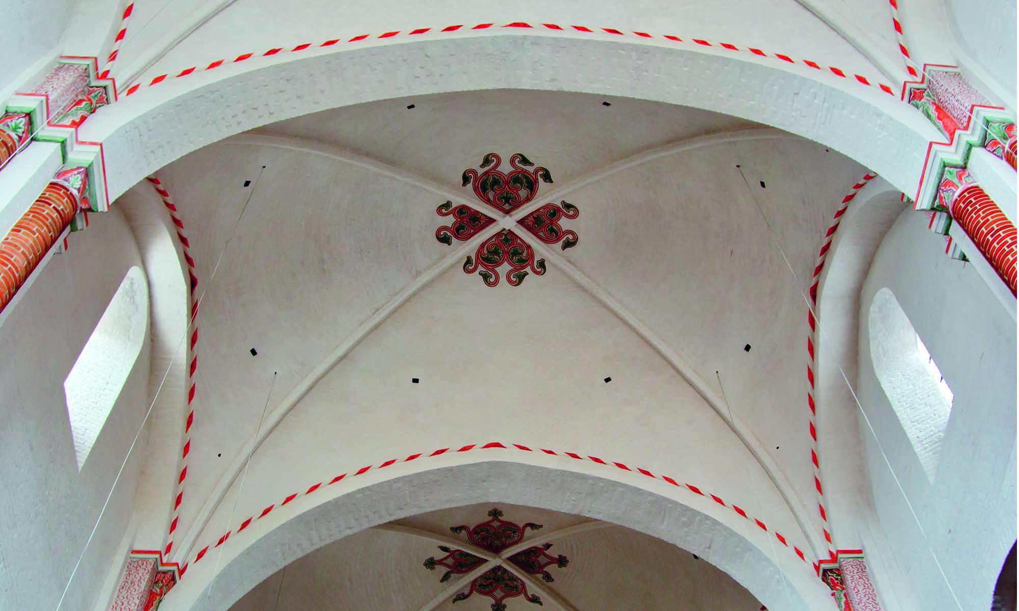 Hvælv i Roskilde Domkirke